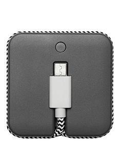 native-union-native-union-portable-power-jump-chargingdata-cable-with-micro-usb-connector-ndash-zebra