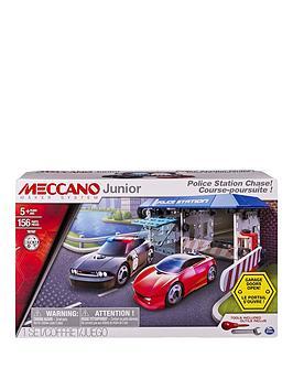 meccano-police-station