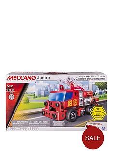 meccano-fire-engine