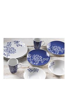 viners-price-amp-kensington-midnight-blossom-16-piece-dinner-set