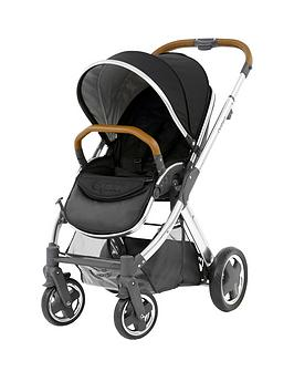 Babystyle Oyster2 Pushchair Mirror Finish Tan Handle