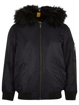 river-island-boys-navy-hooded-bomber-jacket