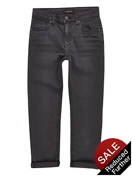 river-island-boys-dark-grey-dylan-slim-jeans