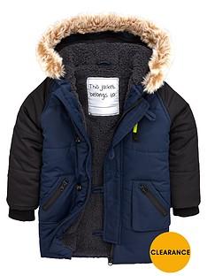 mini-v-by-very-boys-borg-lined-raglannbsppadded-coat