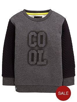 mini-v-by-very-boys-cool-slogan-sweat-top