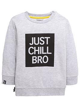 mini-v-by-very-boys-chill-slogan-sweat-top