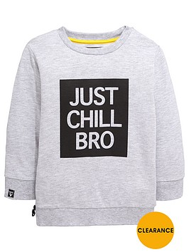 mini-v-by-very-boys-chill-slogan-sweat-top
