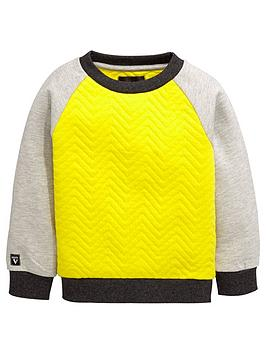 mini-v-by-very-boys-quilted-sweat-top