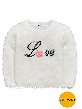 mini-v-by-very-girls-sequin-heart-fluffy-jumper