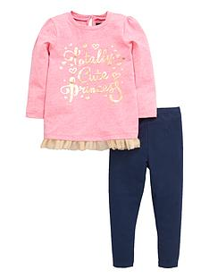 mini-v-by-very-girls-sparkle-tulle-frill-tunic-and-leggings-set