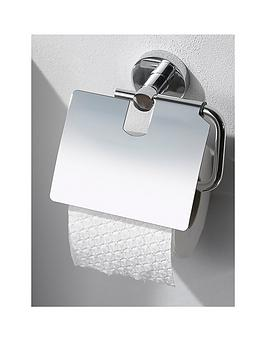 aqualux-haceka-kosmos-toilet-roll-holder-with-lid
