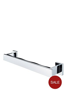 aqualux-haceka-edge-bath-grab-rail-30cm