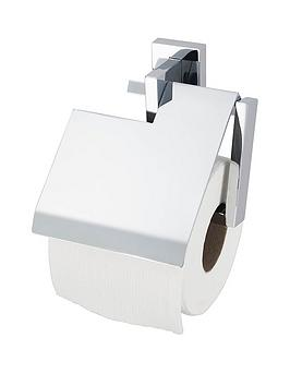 aqualux-haceka-edge-toilet-roll-holder-with-lid