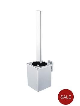 aqualux-haceka-edge-toilet-brush-holder