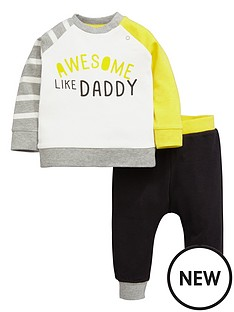 ladybird-baby-boys-slogan-set