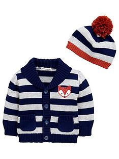 ladybird-baby-boys-fox-knitted-cardigan-and-pom-pomnbsphat