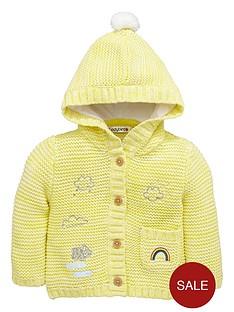 ladybird-baby-unisex-hooded-cardigan