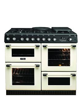 Cannon Ch10755Gfs 100Cm Gas Range Cooker With Gas Hob  Cream