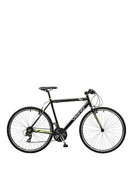 viking-camden-700c-mens-hybrid-bike-blacklime
