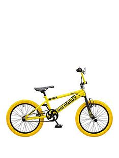 rooster-big-daddy-kids-18-inch-bmxnbsp--yellowblack