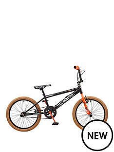 rooster-big-daddy-kids-20-inch-bmxnbspbike-blackorange