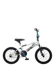 rooster-radical-kids-16-inch-bmxnbspbike-whiteblueblack