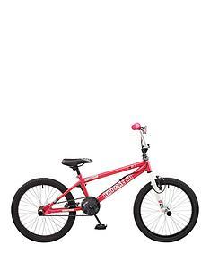 rooster-radical-kids-20-inch-bmxnbspbike-pinkwhite