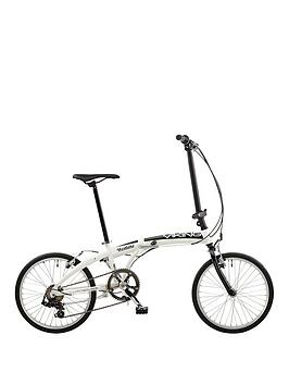 Viking Westlake Unisex Folding Bike 11 Inch Frame
