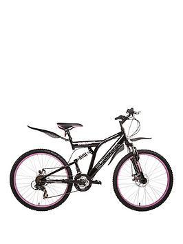 Bronx Bolt Steel Ladies Mountain Bike 18 Inch Frame