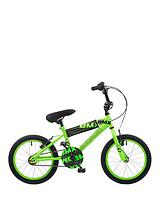 Android Junior BMX Bike - Green