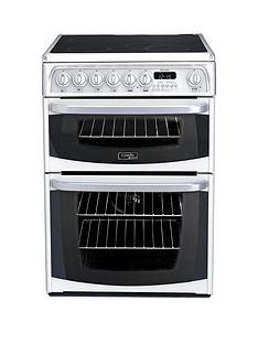 cannon-ch60ekws-60cm-electric-double-oven-cooker-with-ceramic-hob-white