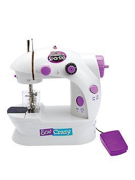 CraZArt Shimmer &Amp Sparkle Sewing Machine