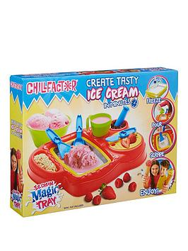 Chillfactor Frozen Tray Ice Cream Maker