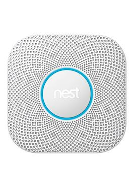 Google Nest   Protect 2Nd Generation Smoke And Co&Sup2; Detector - Wired