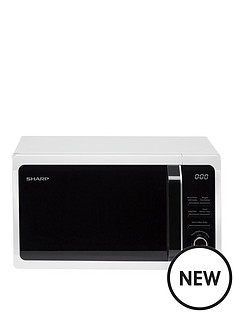 sharp-r664wm-tc-grill-microwave-white
