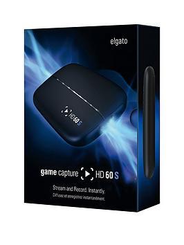 Elgato Hd60 S Console Game Capture Card
