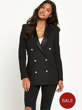 river-island-military-buttoned-blazer