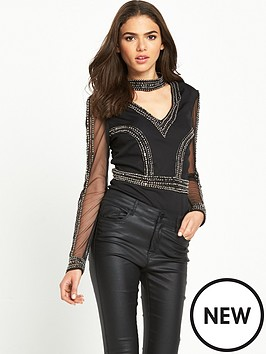 maya-high-neck-embellished-body-black