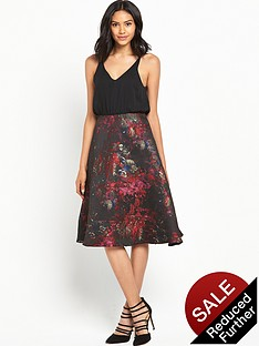 ax-paris-2-in-1nbspprinted-midi-dress