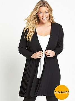 v-by-very-curve-pleated-back-duster