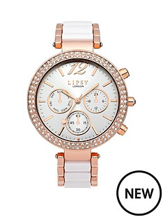 lipsy-lipsy-silver-multi-look-dial-stone-set-bezel-white-plastic-bracelet-ladies-watch