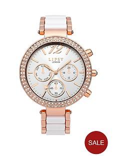 lipsy-lipsy-silver-multi-look-dial-stone-set-bezel-white-plastic-bracelet-ladies-watch
