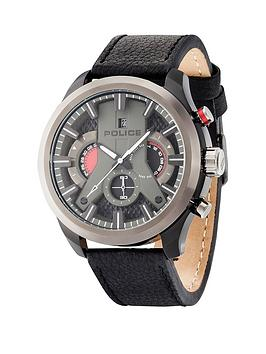 police-police-cyclone-black-dial-black-leather-strap-mens-watch