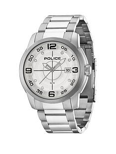 police-police-sniper-grey-multi-dial-stainless-steel-bracelet-mens-watch