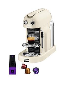 Nespresso Maestria Coffee Machine By Magimix  Cream