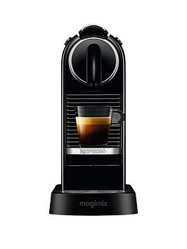 Nespresso Citiz Coffee Machine By Magimix  Black