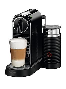 Nespresso Citiz &Amp Milk Coffee Machine By Magimix  Black
