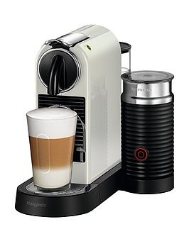 Nespresso Citiz &Amp Milk Coffee Machine By Magimix  White