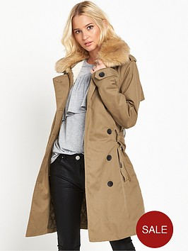 lost-ink-padded-faux-fur-funnel-trenchnbsp