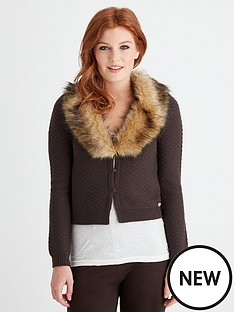 joe-browns-freestyle-fur-cardigan